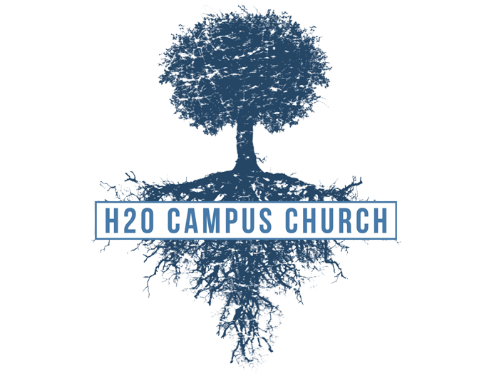 H20 Campus Church Retina Logo